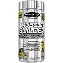MT Pro Series Muscle Builder 30ct CA