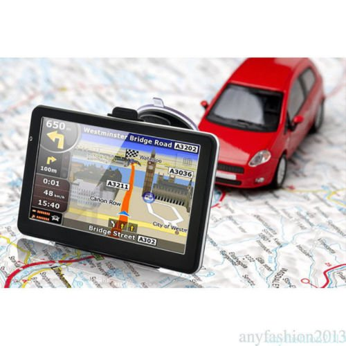 FidgetFidget GPS SAT NAV NAVIGATION + FREE WORLD MAPS + LIFE UPDATES 7