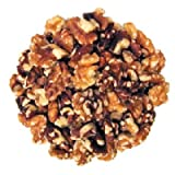 Nuts BG16662 Nuts Shelled Walnuts Hlvs-Pcs - 1x25LB