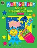 img - for Activities for Any Literature Unit book / textbook / text book
