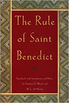The Rule of St. Benedict (An Image Book Original