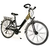 """28"""" KCP CITY BIKE ALLOY BICYCLE ESTATE WOMEN 24 speed SHIMANO DEORE - (28 inch)"""