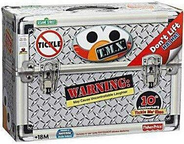 66caa3a05e91 Amazon.com  Fisher-Price T.M.X. Tickle Me Elmo  Toys   Games