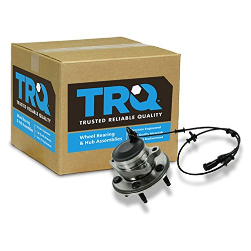 TRQ Front Wheel Hub & Bearing Left or Right for Jaguar S-Type Super XF XJ8 -