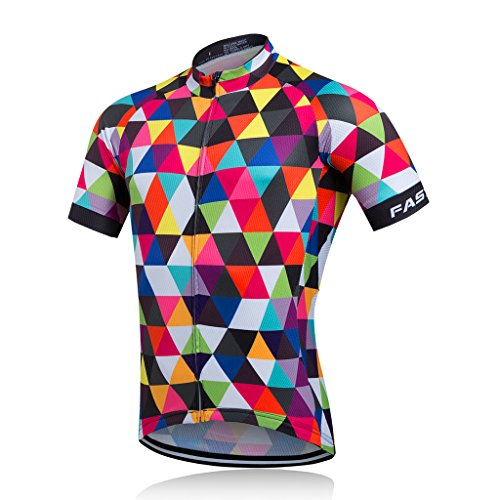 2016 Active Sportswear Men's Pro Team Short Sleeve Cycling - Pro Cycling Jerseys