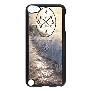 Diy Of Mice & Men Cover Case, DIY Hard Back Phone Case for iPod Touch 5 Of Mice & Men