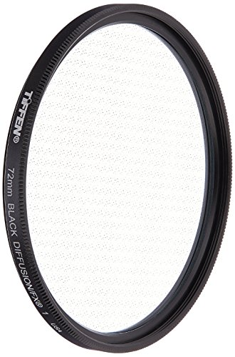 Tiffen 72BDFX1 72mm Black Diffusion 1 Filter