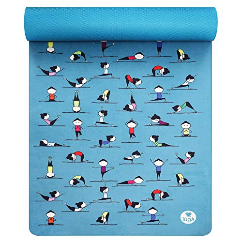 The Combo Mat All In One Mat Towel Designed For Bikram: Kids Mats Yoga Mat, Eco Friendly And Towel 2 In 1, Non