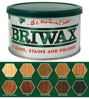 Briwax Original Furniture Wax 16 Oz   Ebony