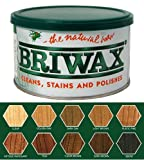 Briwax Original Furniture Wax 16 Oz - Tudor Brown