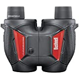 Bushnell Waterproof Spectator Sport Binocular, 8x25mm, Black