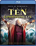 The Ten Commandments (Two-Disc Special Edition) [Blu-ray]
