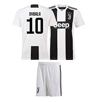 HAOHAOWU Camiseta de fútbol, 2018/19 Juventus Ronaldo 7 ...