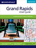 Rand McNally Grand Rapids Street Guide: Including Grand Haven, Holland, and Muskegon