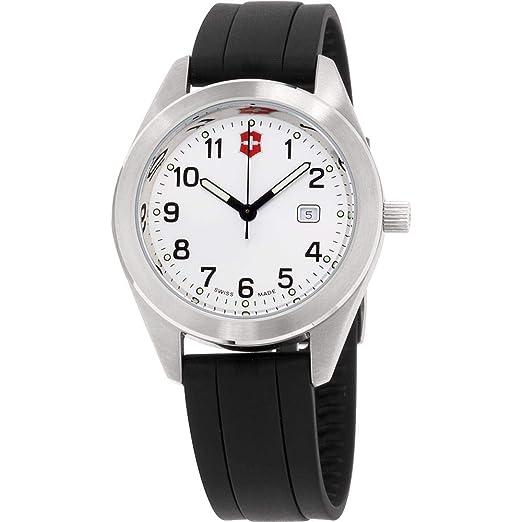 Victorinox Garrison Elegance Reloj de Mujer Cuarzo 32mm 26060.CB: Amazon.es: Relojes
