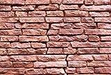 Stones Mat Stamp Texturing Skin Slate Pattern Stone Decorative Concrete Cement Imprint Texture Stamp Mat Polyurethane Stamping