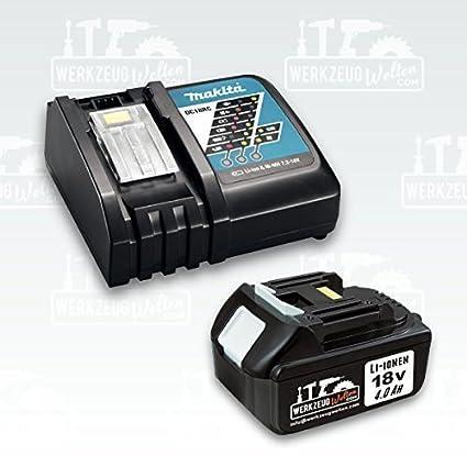 Amazon.com: werkzeugwelten Batería de repuesto 18 V Iones de ...