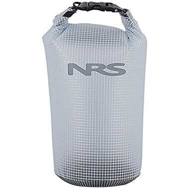 NRS Ricksack Dry Bag, Small Clear One Size