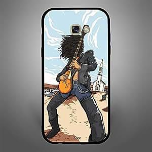 Samsung Galaxy A7 2017 Metal Music