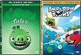 Piggy Tales & Angry Birds Toons Season Three Animated DVD Set Cartoon + Bonus Episodes Minion Pig Set