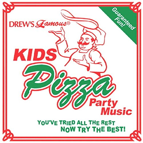 - Kids' Pizza Party Music CD | Drew's Famous Collection | Party Accessory