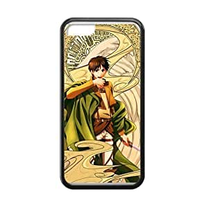 High Quality Attack on Titan 1 White For Ipod Touch 4 Cover