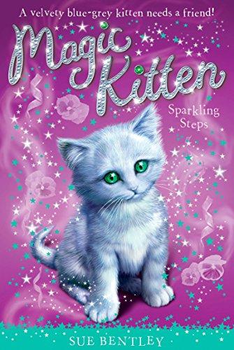 Sparkling Steps #7 (Magic Kitten) -