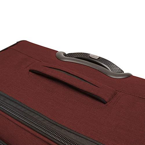 Ricardo Beverly Hills Malibu Bay 25-inch Spinner Upright Suitcase Suitcase, Orange