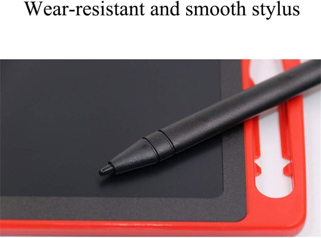 POM Wear-Resistant and Fluent Handwriting Pen Childrens Painting Graffiti Intelligent Handwriting Board 12-Inch LCD Writing Board//Light Energy Blackboard