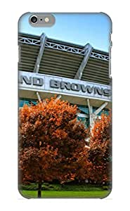 Christmas Gift - Tpu Case Cover For Iphone 5 5s Strong Protect Case - Cleveland Browns Stadium Design