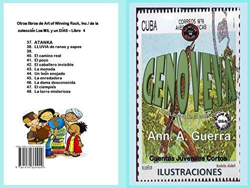 GENOVEVA: Cuento No.39: Los MIL y un DIAS: (Los MIL y un DIAS: Cuentos Juveniles Cortos nº 4) (Spanish Edition)