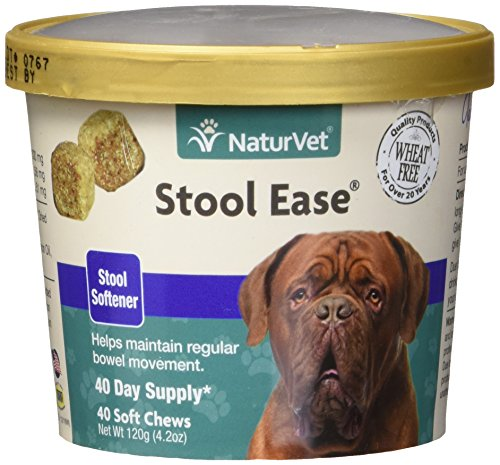 Naturvet 3638 Naturvet Stool Ease Stool Softener For Dogs