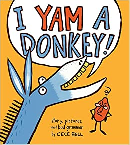 Image result for i yam a donkey