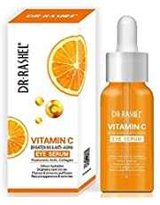 Vitamin C Eye Brightening Anti-Aging Serum Moisturizes 24 hours Removes dark circles and puffiness and reduces wrinkles