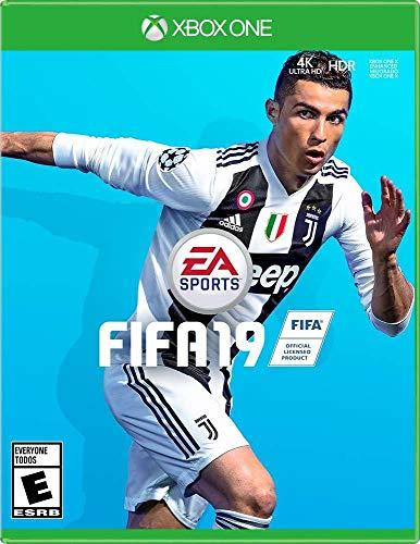FIFA 19 - Standard - Xbox One (Xbox 360 Soccer Games)