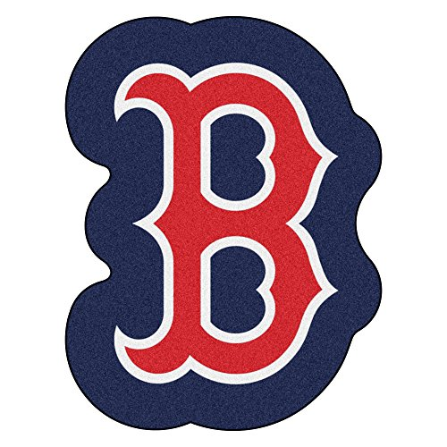 FANMATS MLB Boston Red Sox Mascot Mat, Team Color, One Size