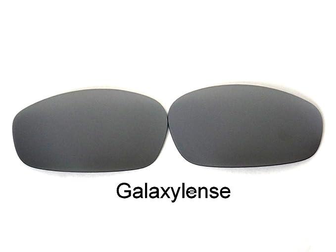 Galaxy Lentes De Repuesto Para Oakley Split Jacket Plata Polarizados ,GRATIS S&H - Plateado,
