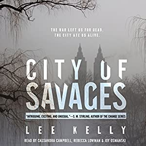 City of Savages Hörbuch