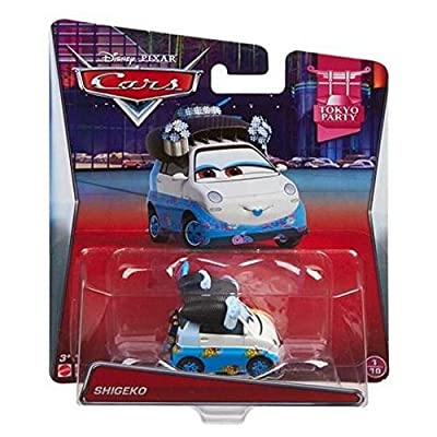 Disney/Pixar Cars Tokyo Party Shigeko No. 1/10 Diecast Vehicle: Toys & Games