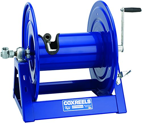 Coxreel 1125p 4 8 H Hydraulic Motorized Breathing Air Hose