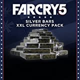 FAR CRY 5 - XXL SILVER BARS ADD-ON - 7250 CREDITS - PS4 [Digital Code]