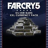 FAR CRY 5 - XXL SILVER BARS ADD-ON - 7250 CREDITS - PS4 [Digital Code]