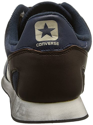 Converse Auckland Racer Ox Suede/Leathe Herren Sneaker blau (Twilight/D.Blue)