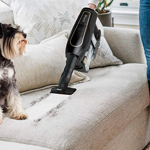Rugs That Dog Hair Won T Stick To: Shark ION F80 MultiFLEX Cordless Stick Vacuum Review