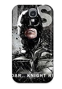 Tom Lambert Zito's Shop Best Tpu Fashionable Design Batman Dark Knight Rises Rugged Case Cover For Galaxy S4 New