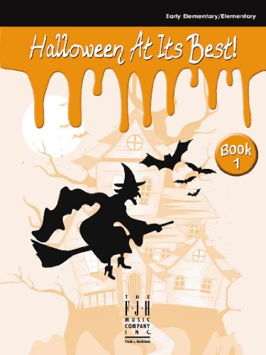 Halloween at its Best, Book 1 -