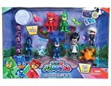Just Play PJ Masks Deluxe Figure 16pcs Set