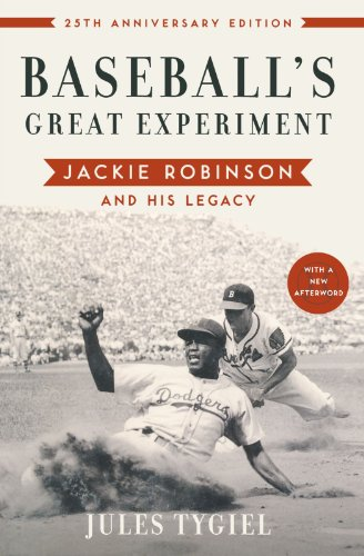 Books : Baseball's Great Experiment: Jackie Robinson and His Legacy