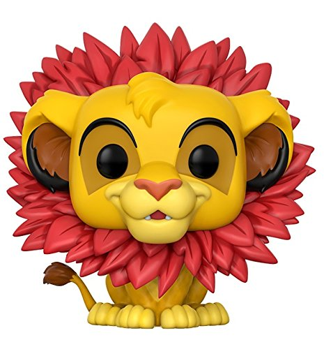 Funko Pop Disney: Lion King-Simba (Leaf Mane)