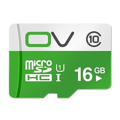 OV® clase 10Micro SD tarjeta de memoria SDXC TF tarjeta de memoria flash de alto rendimiento UHS-1velocidad de lectura hasta 80mb/S 3años de garantía uso Samsung Flash 100% probado ge